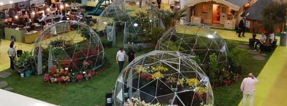 Grand Designs Live exhibition