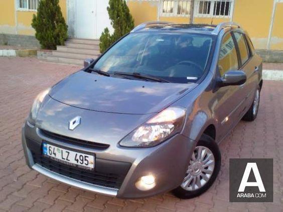 Renault Clio 1.2 Grandtour Ext.Edition-ÄLK ELDEN-BAYANDAN