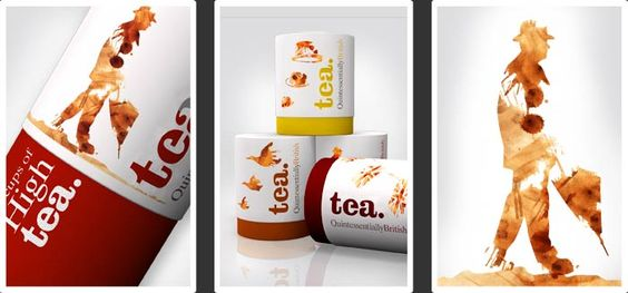 Tea Product Branding - Marketing