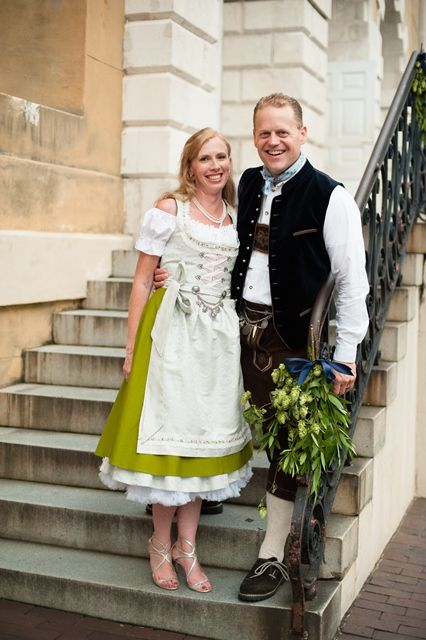 Germanic American Institute Wedding German Tradition