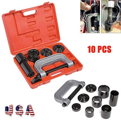 4 in 1 Ball Joint Service Tool Set for 2WD/&4WD Press-fit Removal Installation