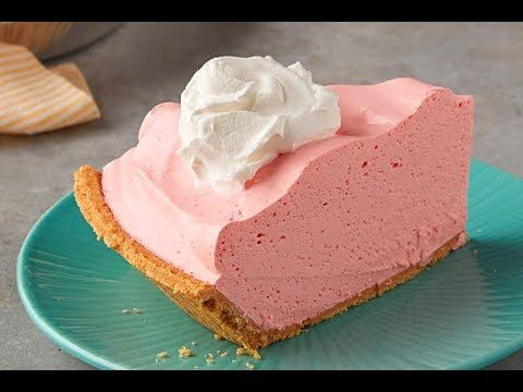 Strawberry Kool Aid Pie Easy Pie Desserts Dessert Recipes
