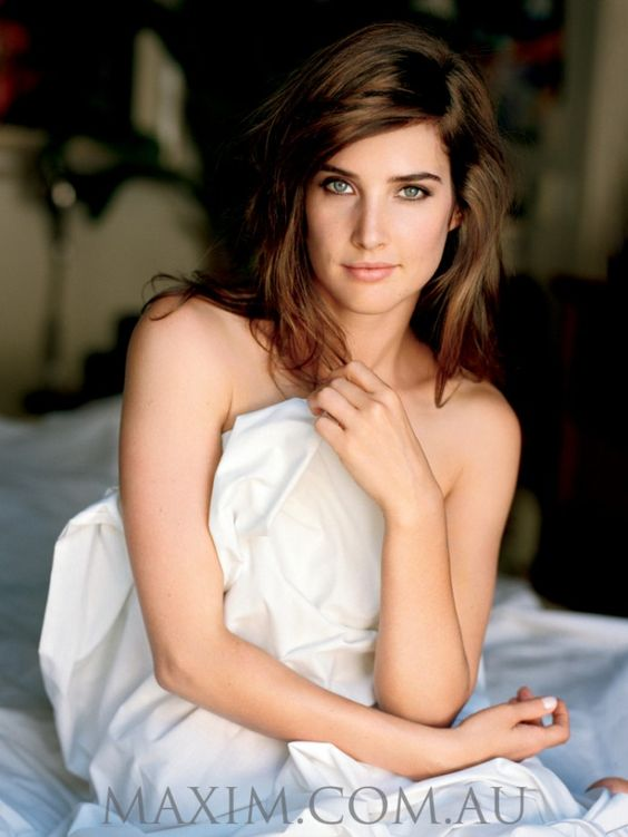 Cobie Smulders la sublime Robin Scherbatsky dans How I Met Your Mother