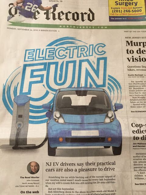 The Sasson Report Clueless Error Filled Column On All Electric