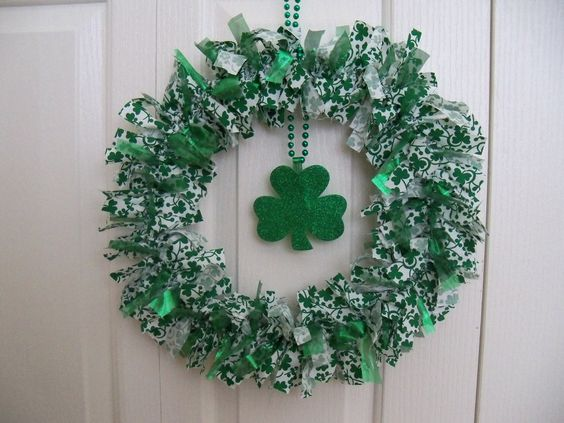 St. Patty's Day wreath