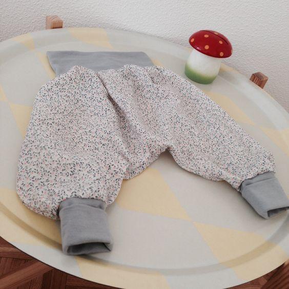 Tuto sarouel enfant bebe couture debutant fait main diy couture pour les p 39 tits loups - Patron couture bebe naissance ...