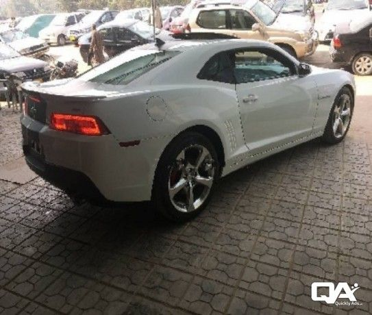 Chevrolet Camaro 2014 For Sale In Karachi Karachi Buy Sell