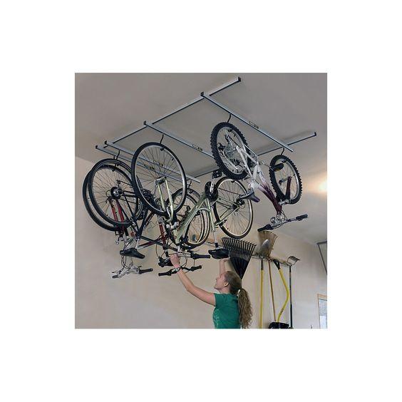 Accrocher Velo Garage Velo Maison Garage Support Velo