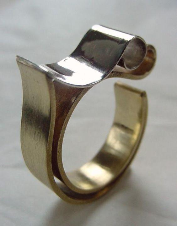Obrączka Autorska - Atelier Glass