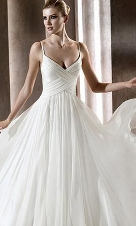 Elie Saab Satis $4500 Size: 8  Used Wedding Dresses  Follow me ...