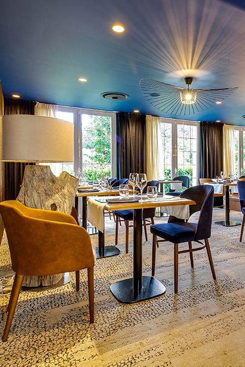 Une Ambiance Classe Et Elegante Design Banquette Restaurant