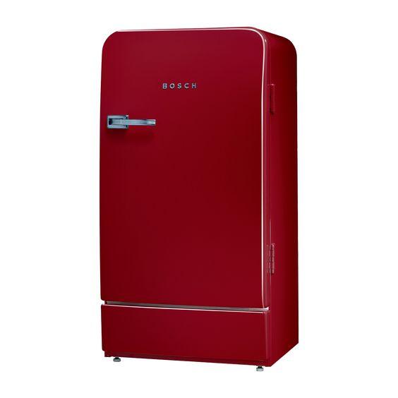 Bosch retro fridge