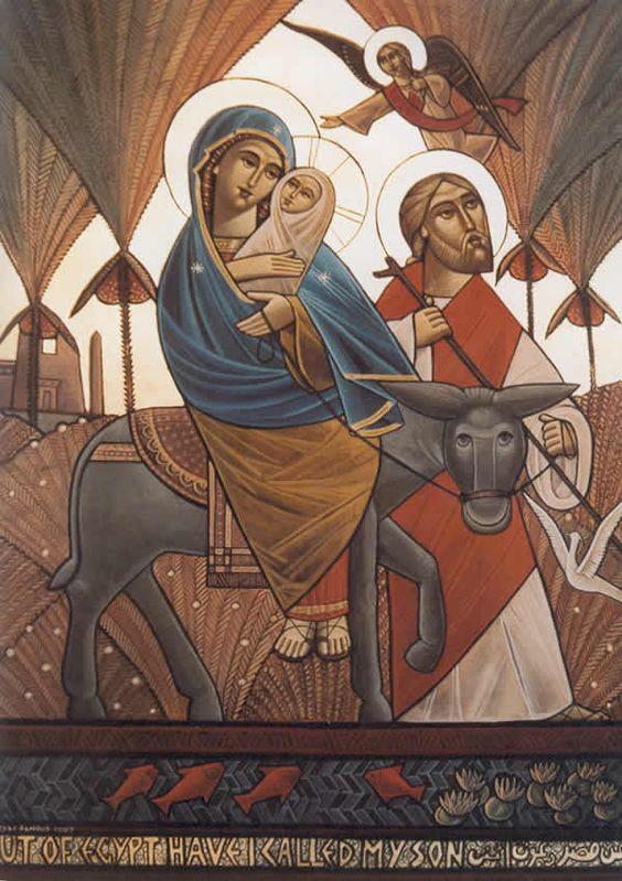 Icone de L'ENTREE EN EGYPTE: