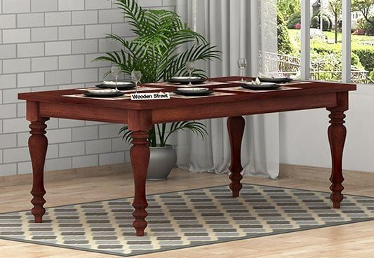 Arenberg Dining Table Mahogany Finish With Images Dining