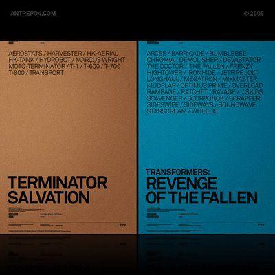 Alternative Movie Posters R2