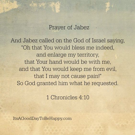 Poem contest Prayer of Jabez Members Only ( See Inside