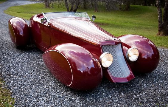Auburn Boattail Speedster Generation 2 by Deco Rides | New Cars, Used Cars, Car Reviews | Cars