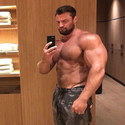 Pavel Zeus Fedorov Zeus Animal Instagram Photos And Videos Animal Instagram Zeus Mens Gym Short