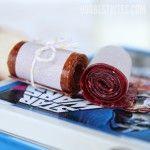 Oven: Homemade fruit roll-ups
