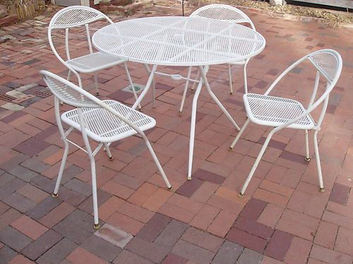 salterini outdoor furniture. Vintage Salterini By RID JID Offered On EBay Starting At $350.00 | Wrought Iron Patio Furniture Pinterest Furniture, Work And Outdoor N