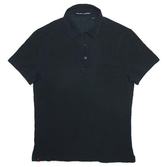 Black Label Denim ブラックレーベルデニム 鹿の子ポロシャツ【$175】 [003]