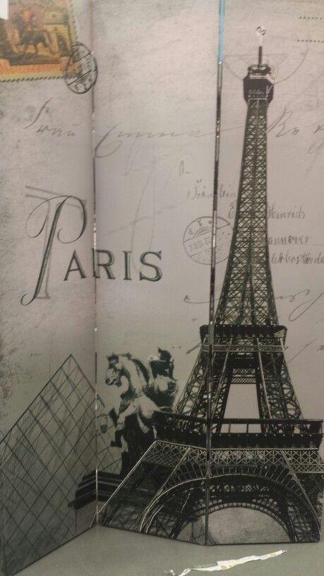 París biombo screen