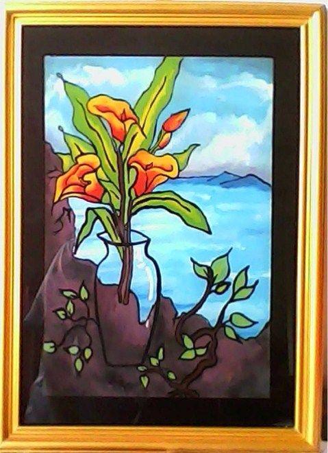 90+ Lukisan Dan Gambar Pemandangan Alam Yang Indah...