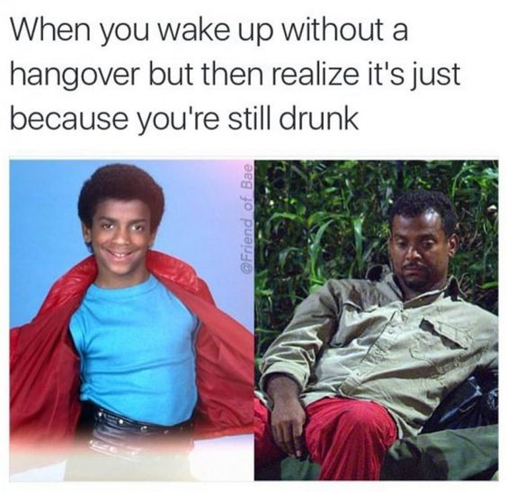 Wake up without a hangover - http://jokideo.com/wake-up-without-a-hangover/