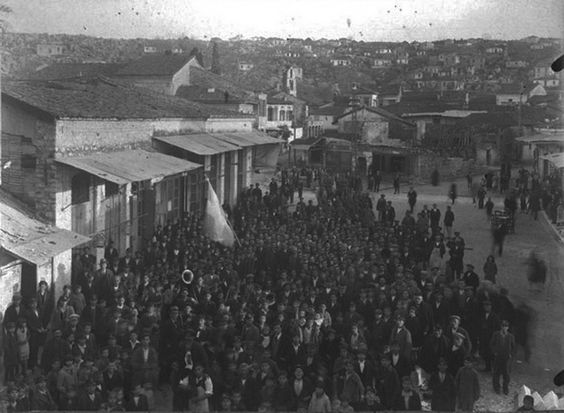 Πλατεία Μονοπωλείου, 1938