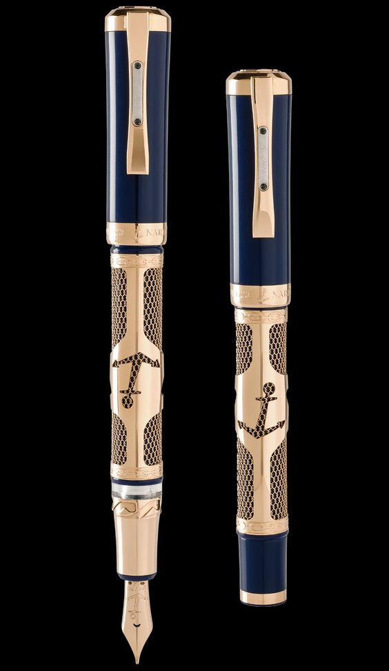 Ulisse Nardin Pen by Visconti