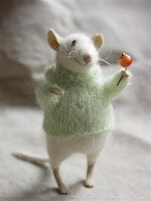 felt mouse !:
