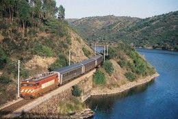 linha da beira baixa - Portugal
