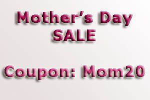 Enter coupon MOM20 to save 20% off all body shapers, waist slimmers, and padded panties in our web store!