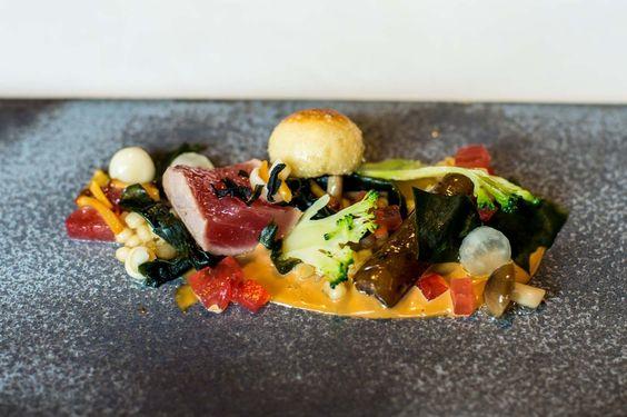 Latymer Restaurant >> 2 Michelin Stars by chef Michael Wignall