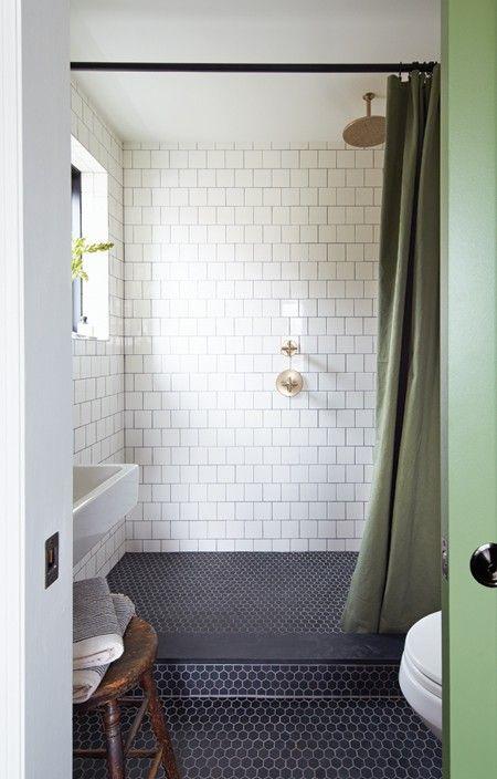 Photos petite salle de bain petit budget f tes salle for Salle de bain attenante