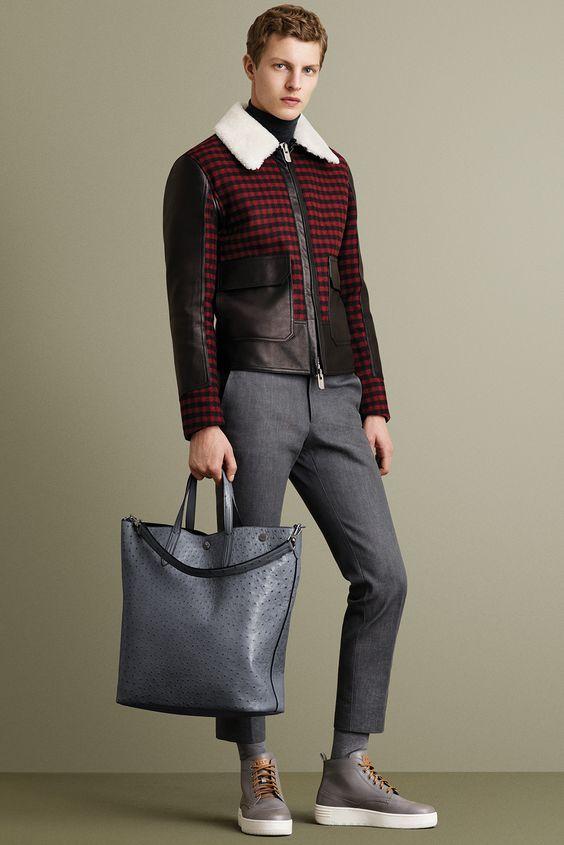 Bally - Fall 2015 Menswear - Look 9 of 17