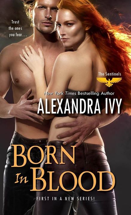 #Kindle #Pricedrop! Born in Blood (The Sentinels Series Book 1) by Alexandra Ivy is on Sale for $1.99!