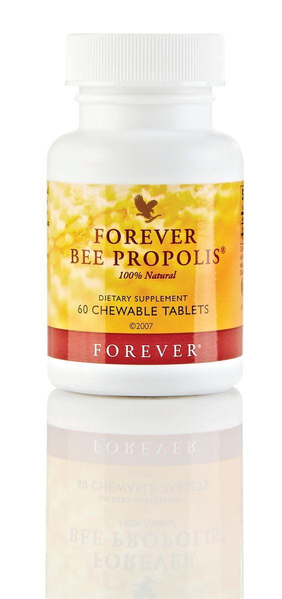 Collected by our lovely bee friends, it doesn't get more natural than Forever Bee Pollen with Royal Jelly!