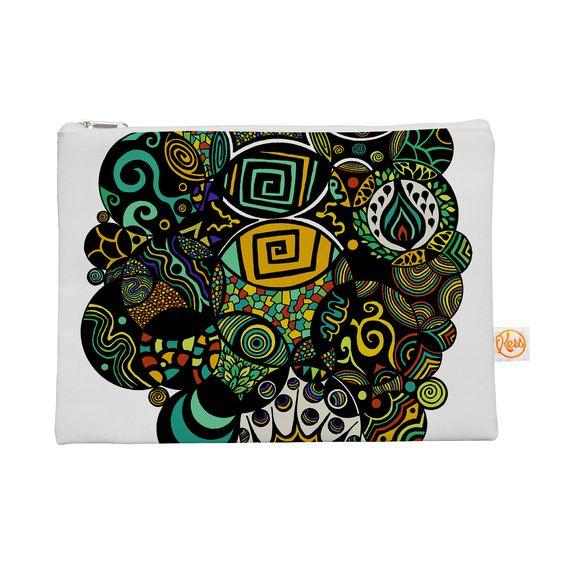 "Pom Graphic Design ""Multicolor Life"" Everything Bag"