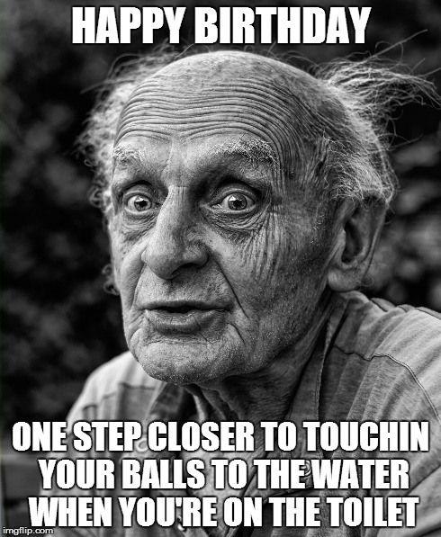 Happy Birthday Humor Memes Funny