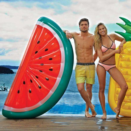 Sunnylife Luftmatratze Wassermelone   design3000.de