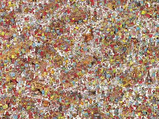 Where is Wally ? :O