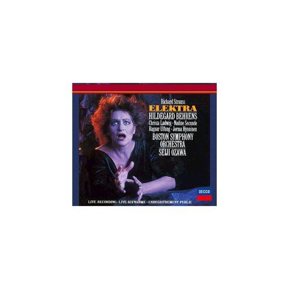 Seiji Ozawa - Richard Strauss: Elektra (Blu-Spec) (CD)