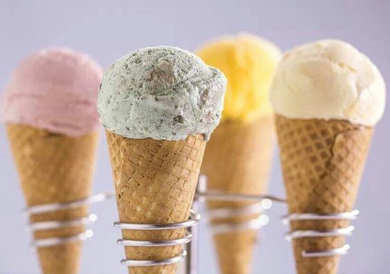 Cornet de glace... ...