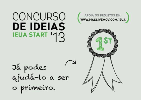 Concurso de Ideias Massivmov