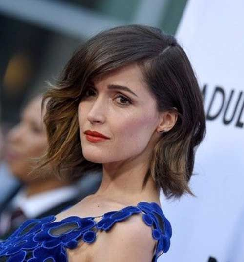 Enjoyable Latest Celebrity Bob Hairstyles To Copy Short Haircut Hairstyle Inspiration Daily Dogsangcom