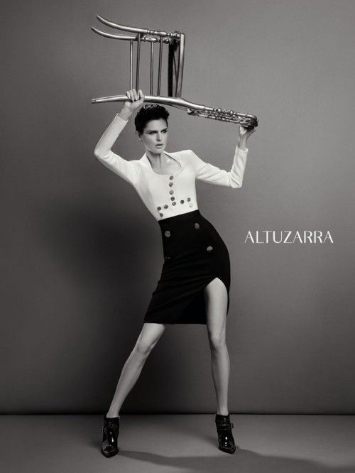 Altuzarra Fall 2013 advertising campaign #AW13