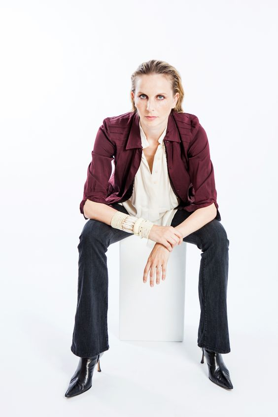 Rauwolf Founder and Designer Kristine Johannes