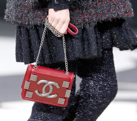 What Is in for Fall 2013 | My favourite bag from Chanel Fall 2013. Picture from Purseblog