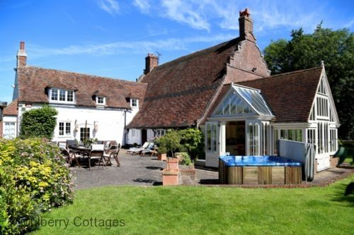 Perry Farm Wingham Kent Holiday Cottage pare